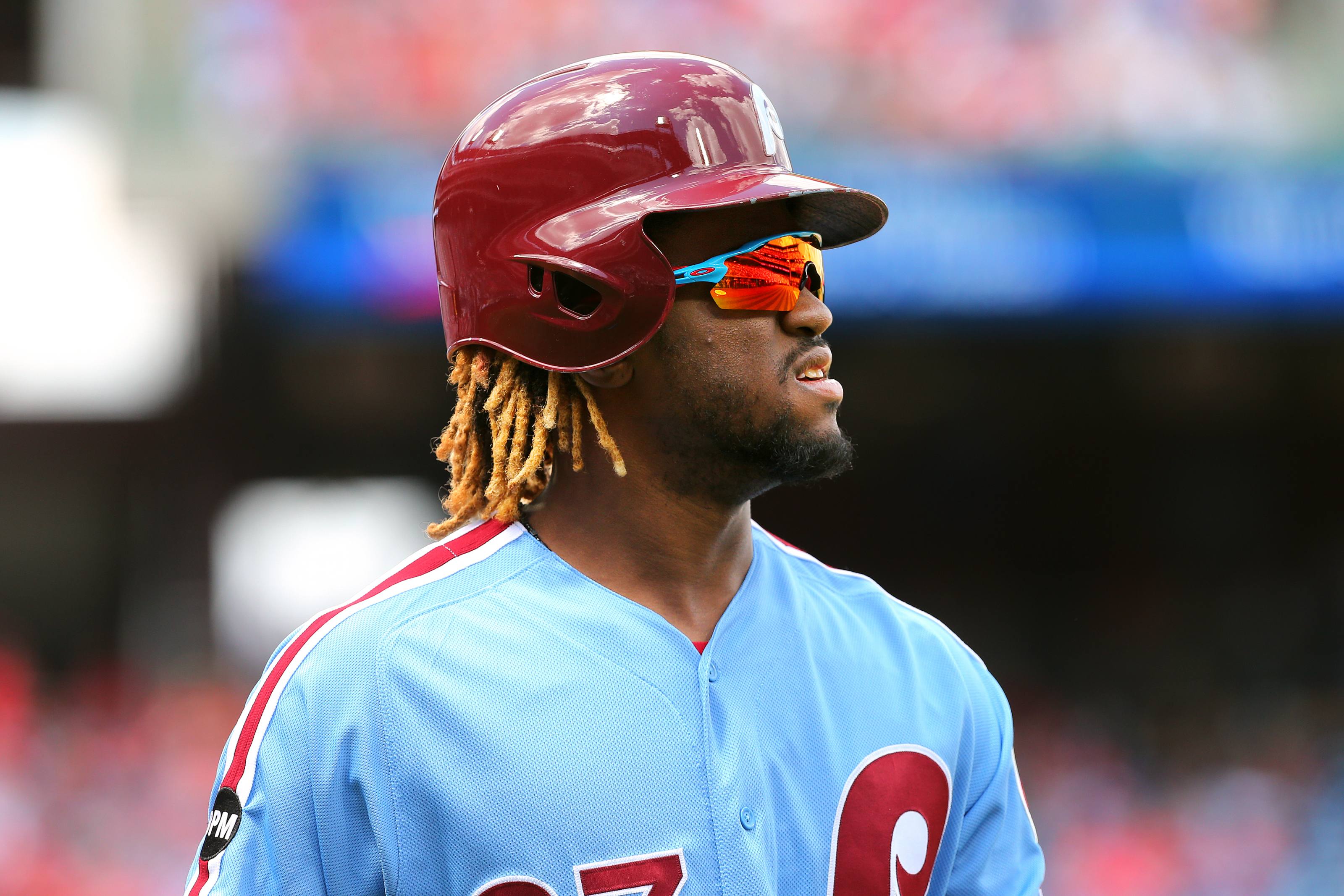 Phillies Odubel Herrera Hopes For Second Chance In Majors